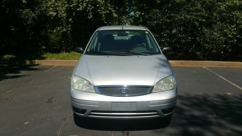 2005 Ford Focus for sale at Wheels To Go Auto Sales in Greenville SC