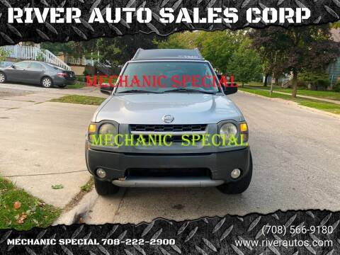 2003 Nissan Xterra for sale at RIVER AUTO SALES CORP in Maywood IL