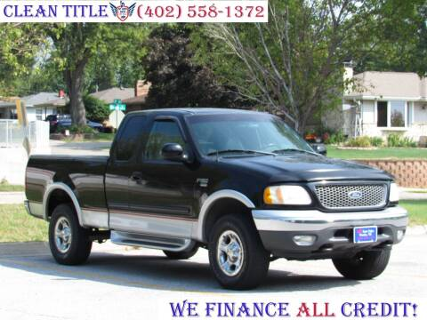1999 Ford F-150 for sale at NY AUTO SALES in Omaha NE