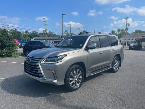 2017 Lexus LX 570 for sale at Priority Auto Mall in Lakewood NJ
