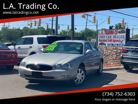 2006 Buick LaCrosse for sale at L.A. Trading Co. in Woodhaven MI