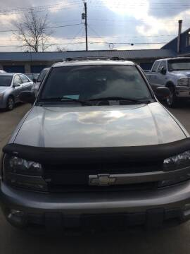 2003 Chevrolet TrailBlazer for sale at New Rides in Portsmouth OH