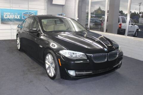 2011 BMW 5 Series for sale at Drive Auto Sales in Matthews NC