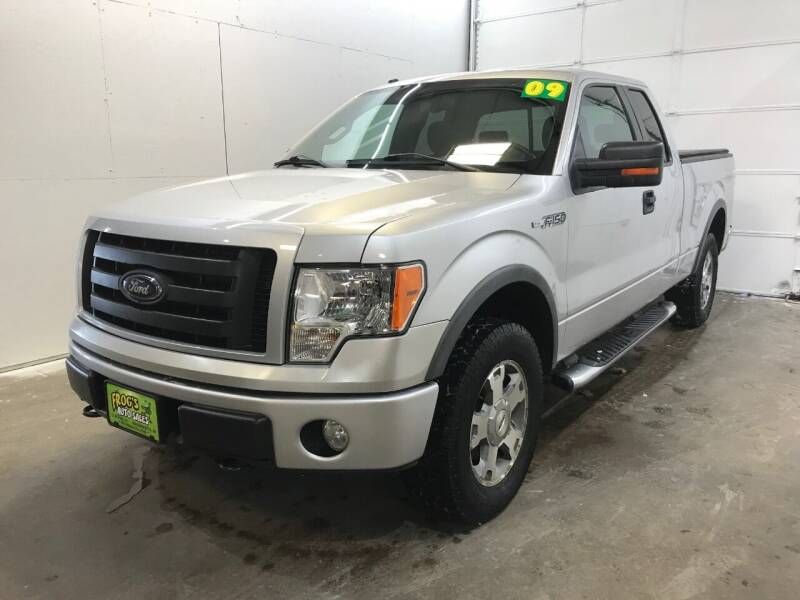 2009 Ford F-150 for sale at Frogs Auto Sales in Clinton IA