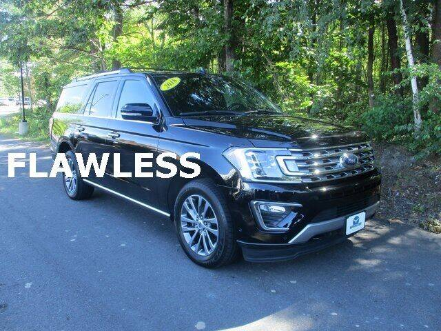 2018 Ford Expedition MAX for sale at MC FARLAND FORD in Exeter NH
