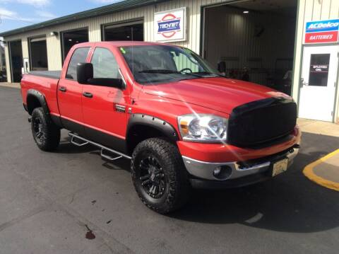 2009 Dodge Ram Pickup 2500 for sale at TRI-STATE AUTO OUTLET CORP in Hokah MN
