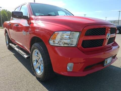 2016 RAM Ram Pickup 1500 for sale at FRED FREDERICK CHRYSLER, DODGE, JEEP, RAM, EASTON in Easton MD