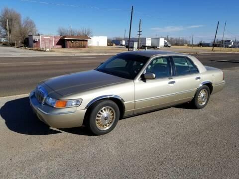1999 Mercury Grand Marquis for sale at Eastern Motors in Altus OK