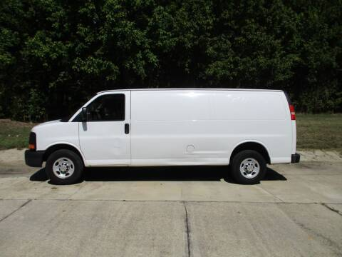2014 Chevrolet Express Cargo for sale at A & P Automotive in Montgomery AL