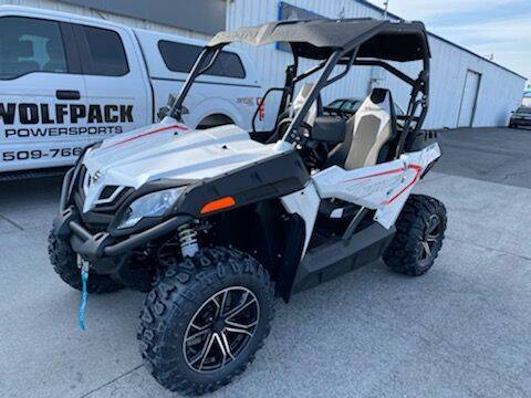 2021 CFMOTO  800 Trail for sale at WolfPack PowerSports in Moses Lake WA