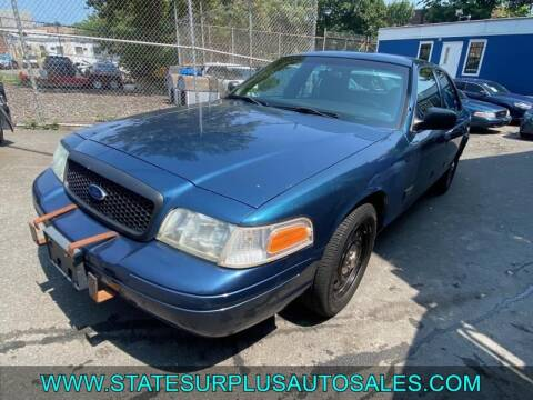 2010 Ford Crown Victoria for sale at State Surplus Auto in Newark NJ