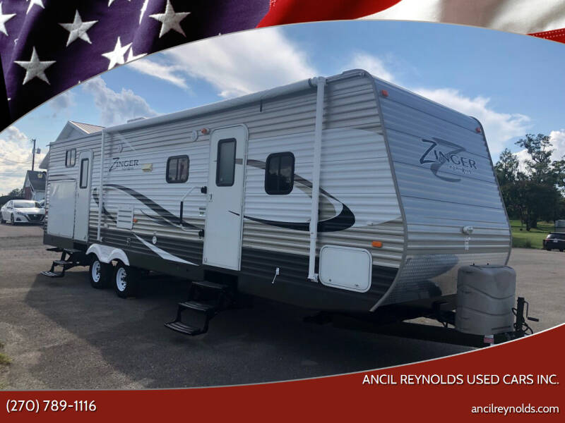 2014 Crossroads Zinger 31SB for sale at Ancil Reynolds Used Cars Inc. in Campbellsville KY