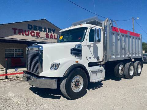 2016 Freightliner 122 SD for sale at DEBARY TRUCK SALES in Sanford FL
