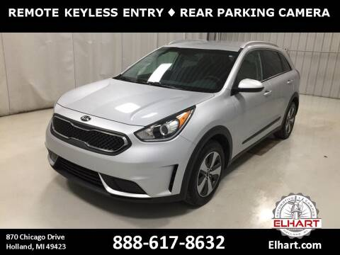2017 Kia Niro for sale at Elhart Automotive Campus in Holland MI