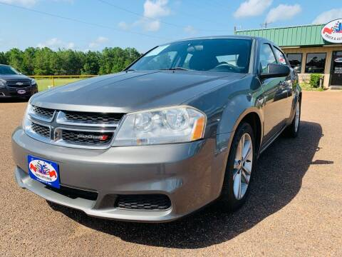 2012 Dodge Avenger for sale at JC Truck and Auto Center in Nacogdoches TX