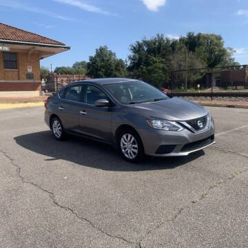 2016 Nissan Sentra for sale at FIRST CLASS AUTO SALES in Bessemer AL