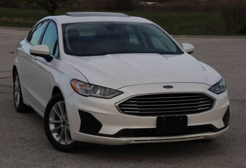 2019 Ford Fusion for sale at Big O Auto LLC in Omaha NE