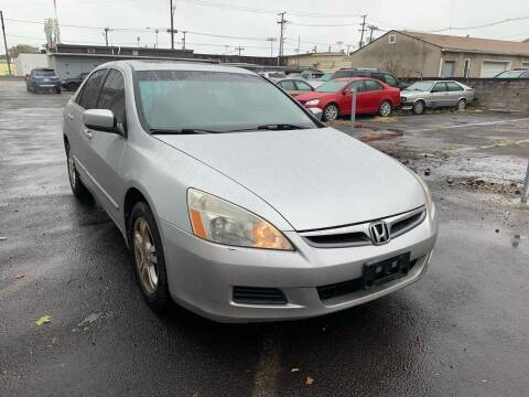 2007 Honda Accord for sale at MFT Auction in Lodi NJ