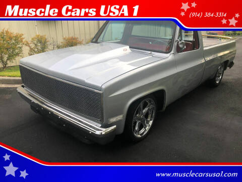 1985 Chevrolet C/K 10 Series for sale at Muscle Cars USA 1 in Murrells Inlet SC