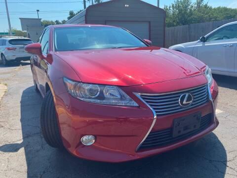 2013 Lexus ES 350 for sale at City to City Auto Sales in Richmond VA