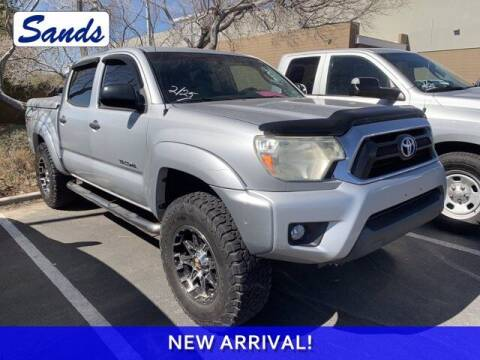 2013 Toyota Tacoma for sale at Sands Chevrolet in Surprise AZ