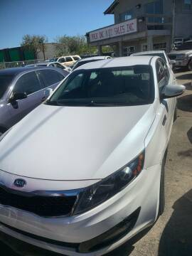 2012 Kia Optima for sale at Track One Auto Sales in Orlando FL