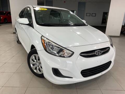 2015 Hyundai Accent for sale at Auto Mall of Springfield north in Springfield IL