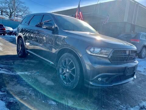 2017 Dodge Durango for sale at Gus's Used Auto Sales in Detroit MI