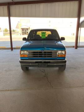 1992 Ford Explorer for sale at Anderson Motors in Scottsbluff NE