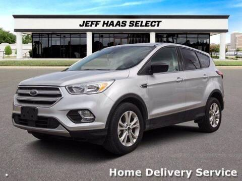 2019 Ford Escape for sale at JEFF HAAS MAZDA in Houston TX