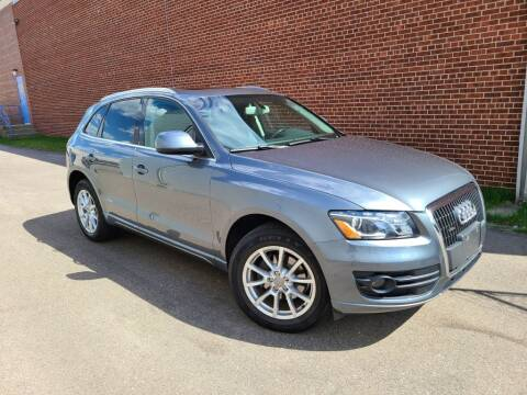 2012 Audi Q5 for sale at Minnesota Auto Sales in Golden Valley MN