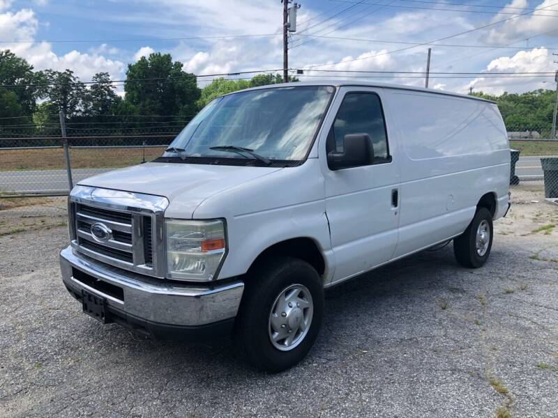 2010 Ford E-Series Cargo for sale at Celaya Auto Sales LLC in Greensboro NC