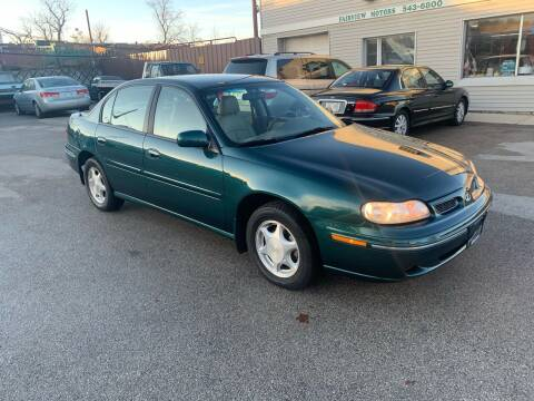 1998 Oldsmobile Cutlass for sale at Fairview Motors in West Allis WI