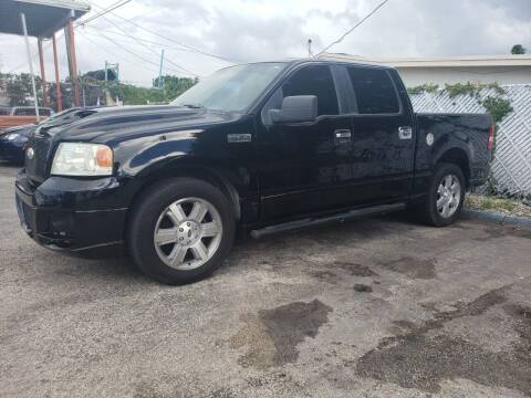 2007 Ford F-150 for sale at INTERNATIONAL AUTO BROKERS INC in Hollywood FL