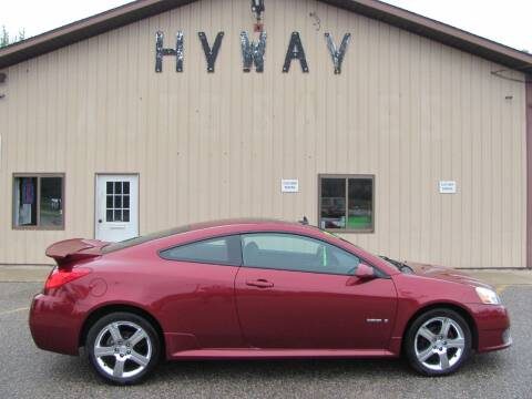 2008 Pontiac G6 for sale at HyWay Auto Sales in Holland MI