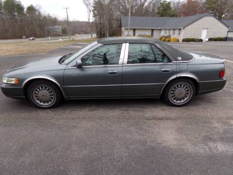 2003 Cadillac Seville for sale at West End Auto Sales LLC in Richmond VA