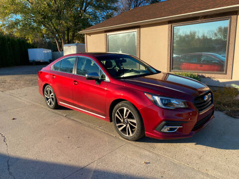 2018 Subaru Legacy for sale at VITALIYS AUTO SALES in Chicopee MA