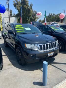 2012 Jeep Grand Cherokee for sale at LA PLAYITA AUTO SALES INC - 3271 E. Firestone Blvd Lot in South Gate CA