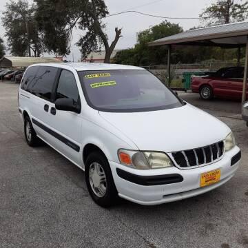 1998 Chevrolet Venture for sale at Easy Credit Auto Sales in Cocoa FL