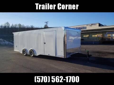 2021 Look Trailers ILRT 8.5X24 10K LOADED RACE