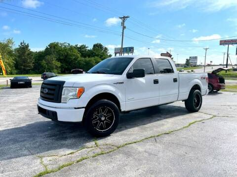 2012 Ford F-150 for sale at HOTWIRED AUTO SALES in Joplin MO