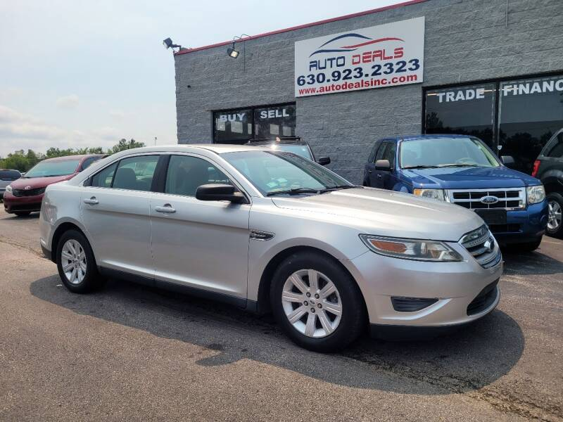 2010 Ford Taurus for sale at Auto Deals in Roselle IL