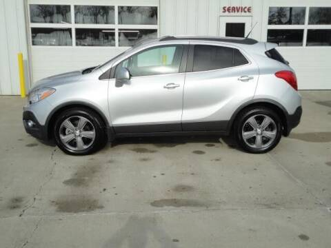 2013 Buick Encore for sale at Quality Motors Inc in Vermillion SD