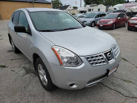 2010 Nissan Rogue for sale at ROYAL AUTO SALES INC in Omaha NE