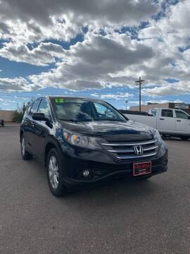 2012 Honda CR-V for sale at Quality Auto City Inc. in Laramie WY