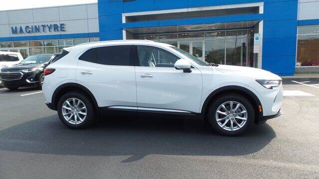 2021 Buick Envision for sale in Lock Haven, PA