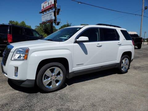 2014 GMC Terrain for sale at Aaron's Auto Sales in Poplar Bluff MO
