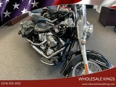 2009 Harley Davidson Heritage for sale at Wholesale Kings in Elkhart IN