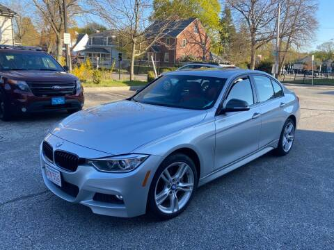 2015 BMW 3 Series for sale at Imotobank in Walpole MA