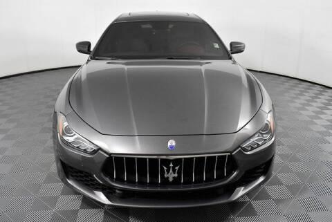 2018 Maserati Ghibli for sale at Southern Auto Solutions-Jim Ellis Mazda Atlanta in Marietta GA
